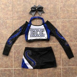 East Celebrity Elite All Star Cheer Uniform M